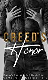 Creed's Honor (Satan Bastards MC #1)
