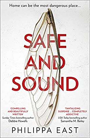 Cover of Safe and Sound by Philippa East