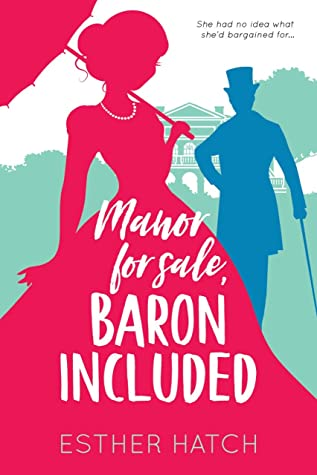 Manor for Sale, Baron Included  (A Romance of Rank #1)