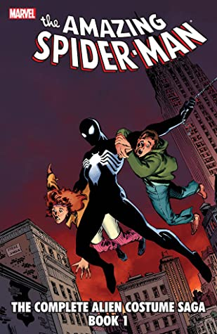 The Amazing Spider-Man: The Complete Alien Costume Saga, Book One