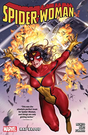 Spider-Woman, Vol. 1: Bad Blood