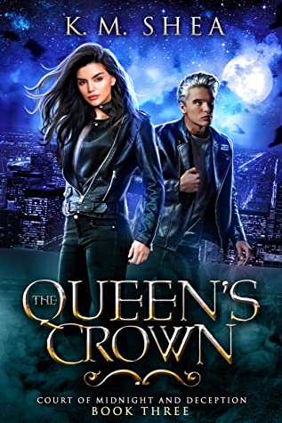 The Queen's Crown (Court of Midnight and Deception #3)