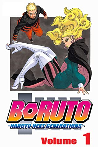 New best manga of the year 2020: Boruto: Naruto Next Generations volume 1
