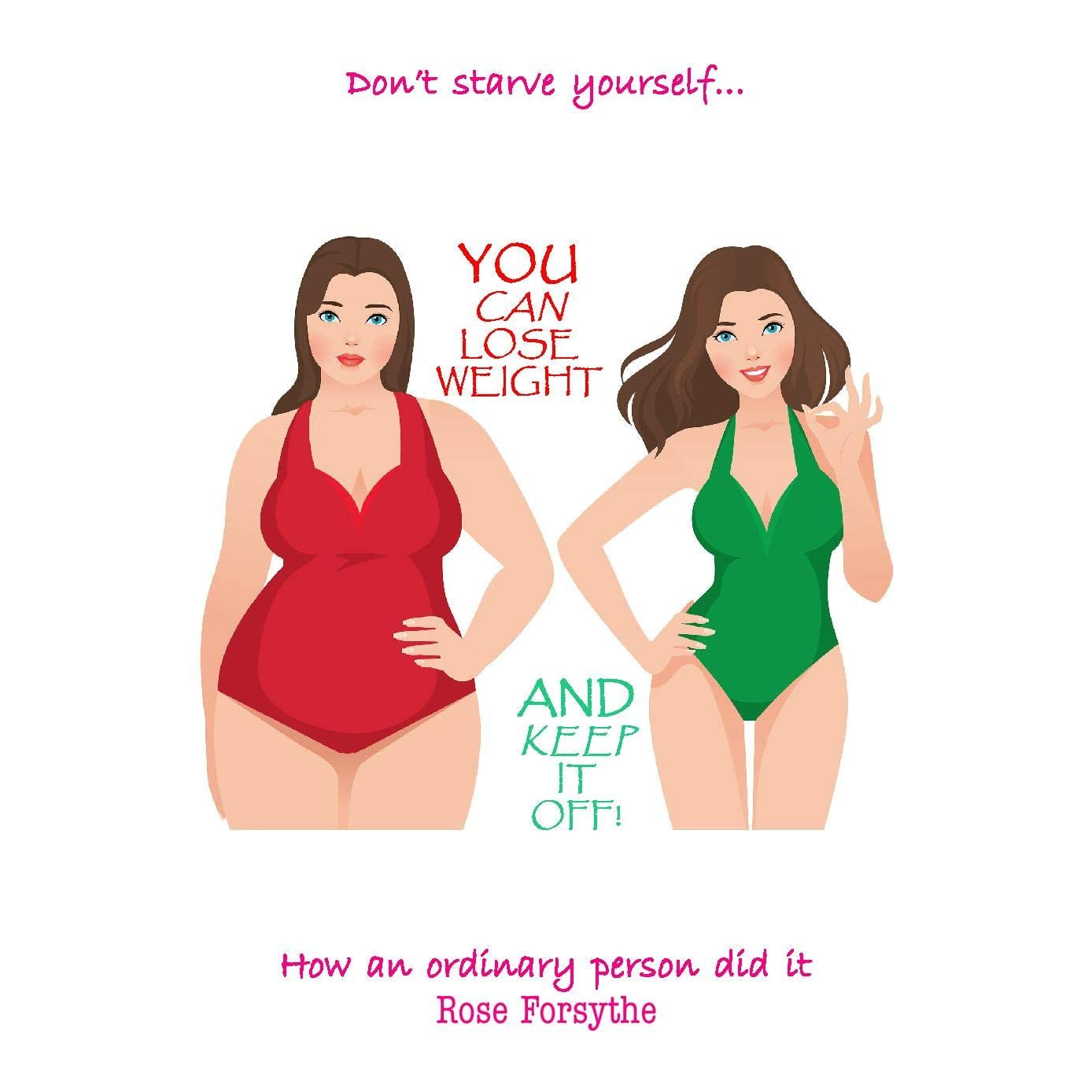 You Can Lose Weight: And Keep It Off by Rose Forsythe