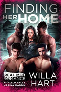 Finding Her Home (Forgotten Fae Queen Series): Fae Paranormal Romance (Real Men Romance Season One)