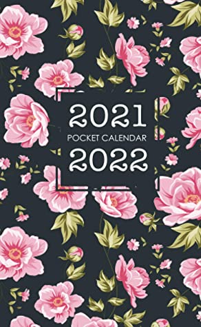 2022 Pocket Calendar.2021 2022 Pocket Calendar Monthly 2 Year Appointment Planner 2021 2022 Two Year Calendar Small Size 24 Months Agenda Schedule Organizer With Holiday By John R Bridges