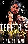 Terror's Temptress: Archangel's Warriors MC Novel (Dublin Falls' Archangel's Warriors MC Book 1)