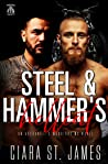 Steel & Hammer's Hellcat: Archangel's Warriors MC Novel (Dublin Falls Archangel's Warriors MC Book 3)