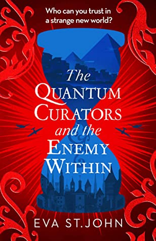 The Quantum Curators and the Enemy Within ebook review