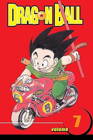 Best action manga Of Year: Dragon Ball Volume 7