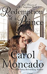 Redemption of a Prince (The Princes of New Sargasso Book 4)