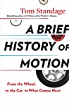 A Brief History of Motion by Tom Standage
