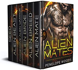 Alien Mates: Limited Edition Science Fiction Romance Boxset