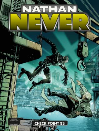Nathan Never n. 355: Check Point 23