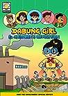 Dabung Girl and Children's Revolution: Superhero Graphic Novel / Comic Book