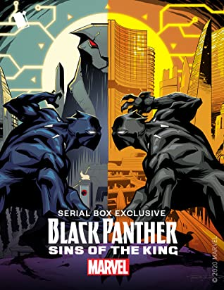 Marvel's Black Panther: Sins of the King