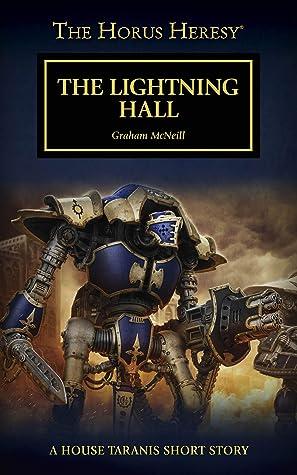 The Lightning Hall (Black Library Advent Calendar 2020 #12)