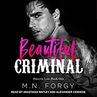 Beautiful Criminal (Omertà Law, #1)