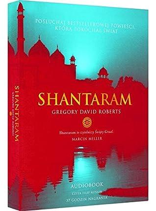 Shantaram. Audiobook