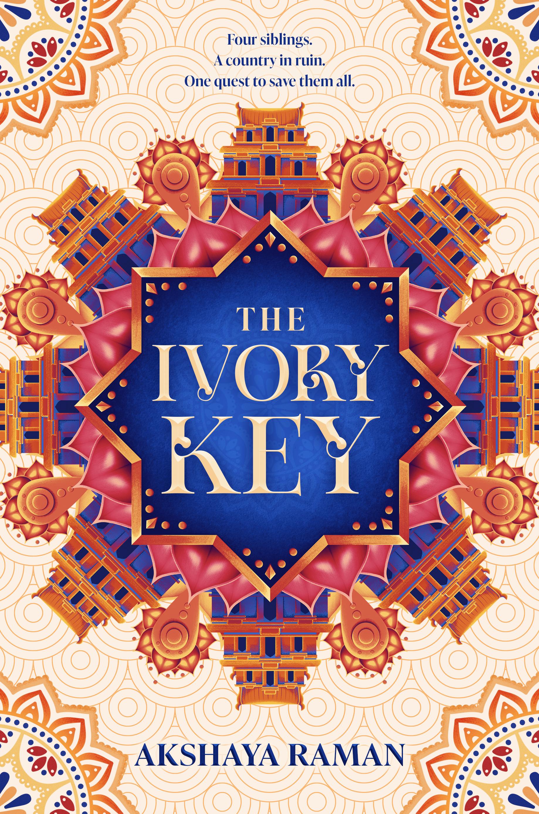 The Ivory Key (The Ivory Key Duology, #1)