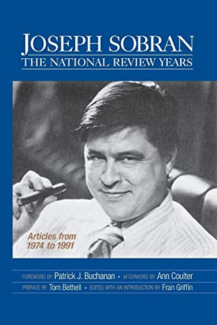 Joseph Sobran The National Review Years
