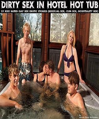Stories hot tub sex hot tub