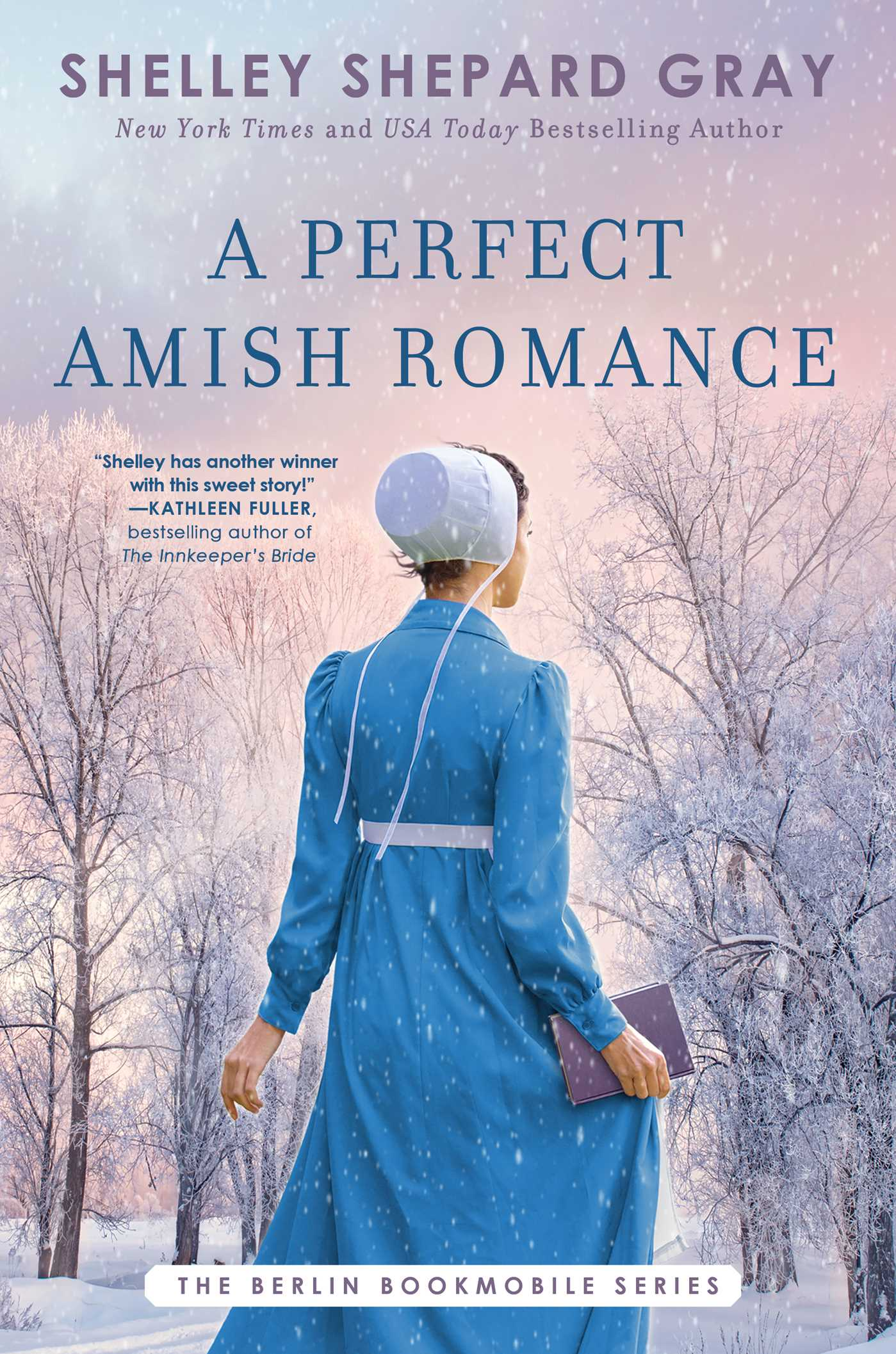 A Perfect Amish Romance (Berlin Bookmobile #1)