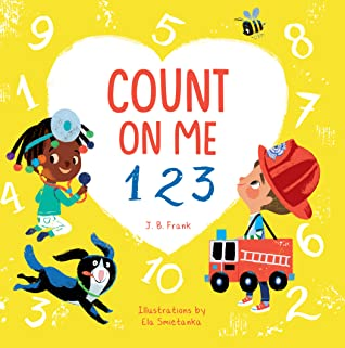Count On Me 123 by J.B. Frank