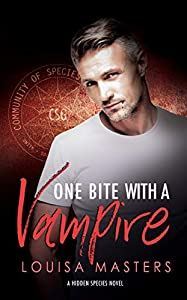 One Bite With a Vampire (Hidden Species #2)