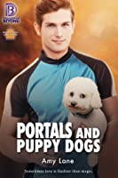 Portals and Puppy Dogs (Hedge Witches Lonely Hearts Club #2)