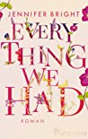 Everything We Had (Love and Trust, #1)