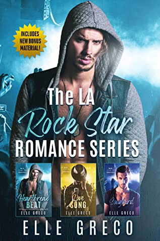 The LA Rock Star Romance Box Set (Heartbreak Beat, Love Song, Songbird)