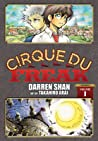 Cirque Du Freak: The Manga: Omnibus Edition, Vol. 1