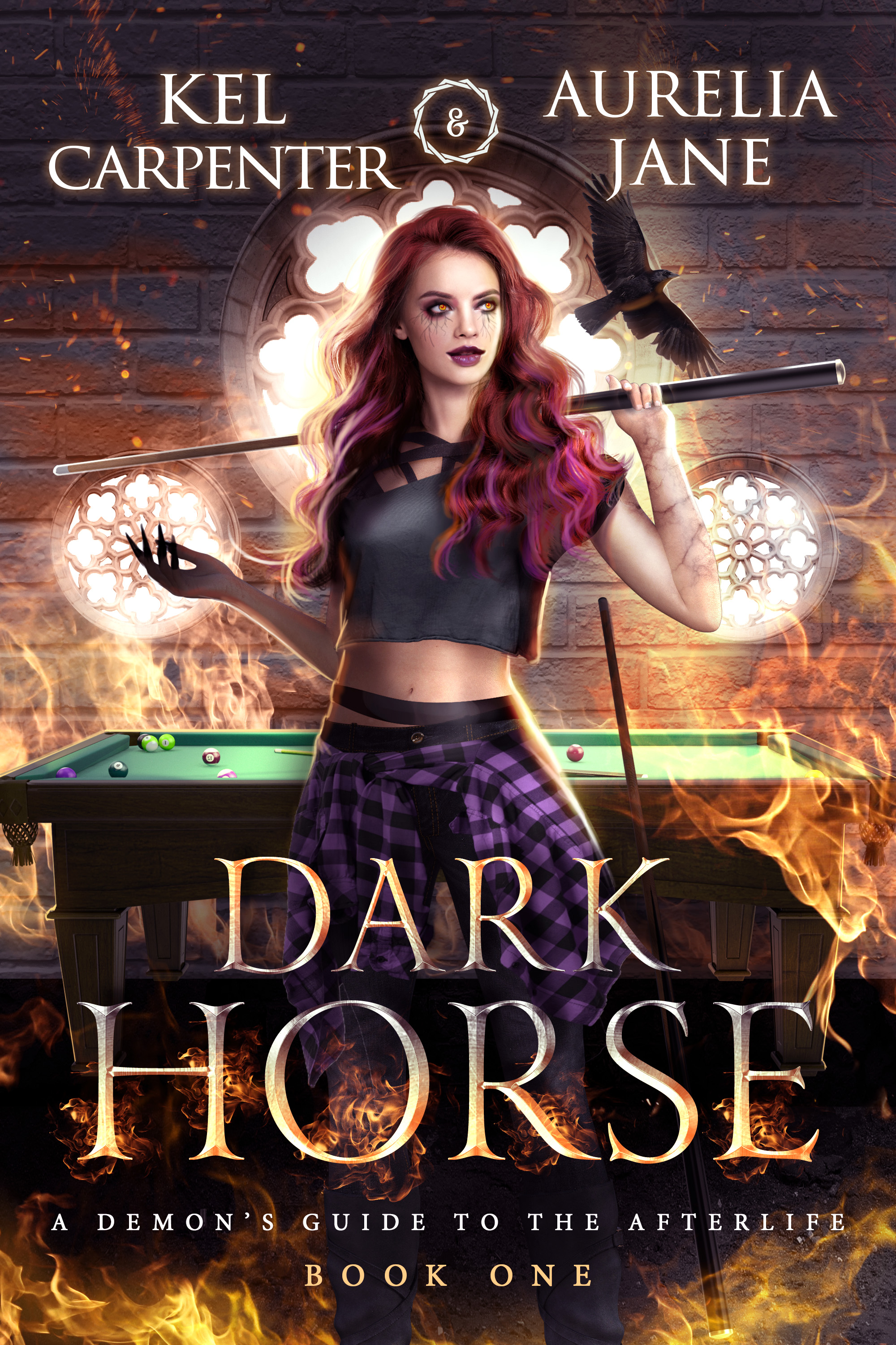 Dark Horse (A Demon's Guide to the Afterlife, #1)