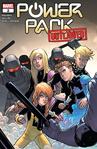 Power Pack (2020-) #2 by Ryan North