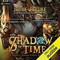 The Shadow of Time (Lost Pirates, #2)
