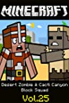 Desert Zombie & Cacti Canyon | Block Squad: Minecraft funny story comics