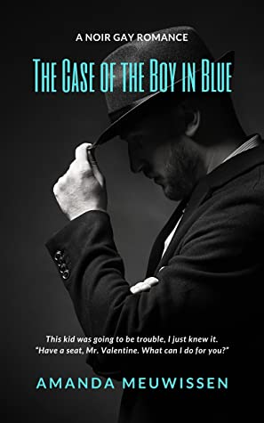 The Case of the Boy in Blue