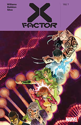 X-Factor by Leah Williams, Vol. 1