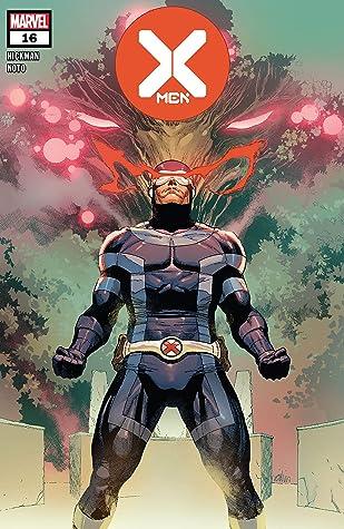 X-Men #16 by Jonathan Hickman