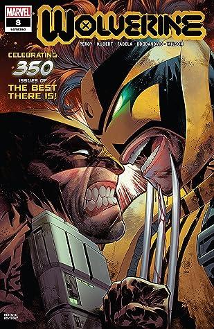 Wolverine #8 by Benjamin Percy
