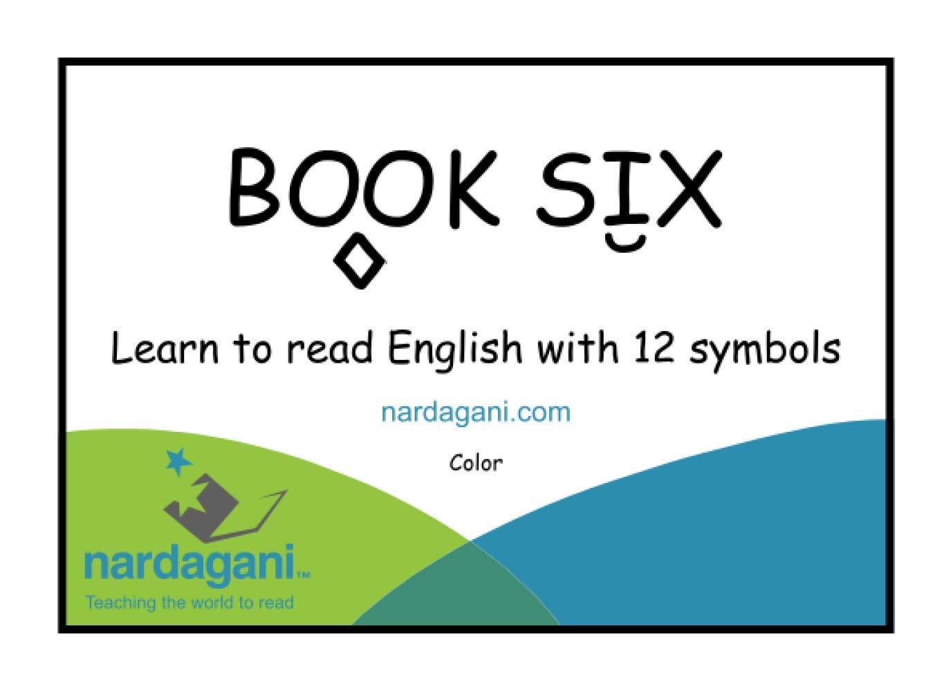 Book Six (Color) Nardagani, Narda Pitkethly, Bridget Matloff, Blake Thornton
