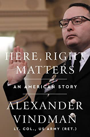Here, Right Matters: An American Story
