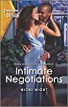 Intimate Negotiations: A workplace surprise pregnancy romance (Blackwells of New York Book 1)