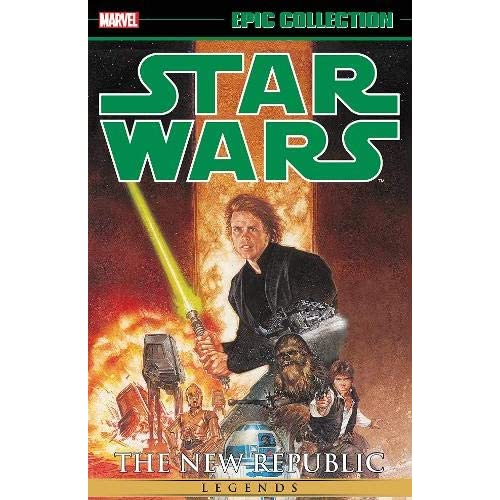 Details about  /STAR WARS LEGENDS EPIC COLLECTION EMPIRE TPB VOL 5 REPS 1-6 MORE
