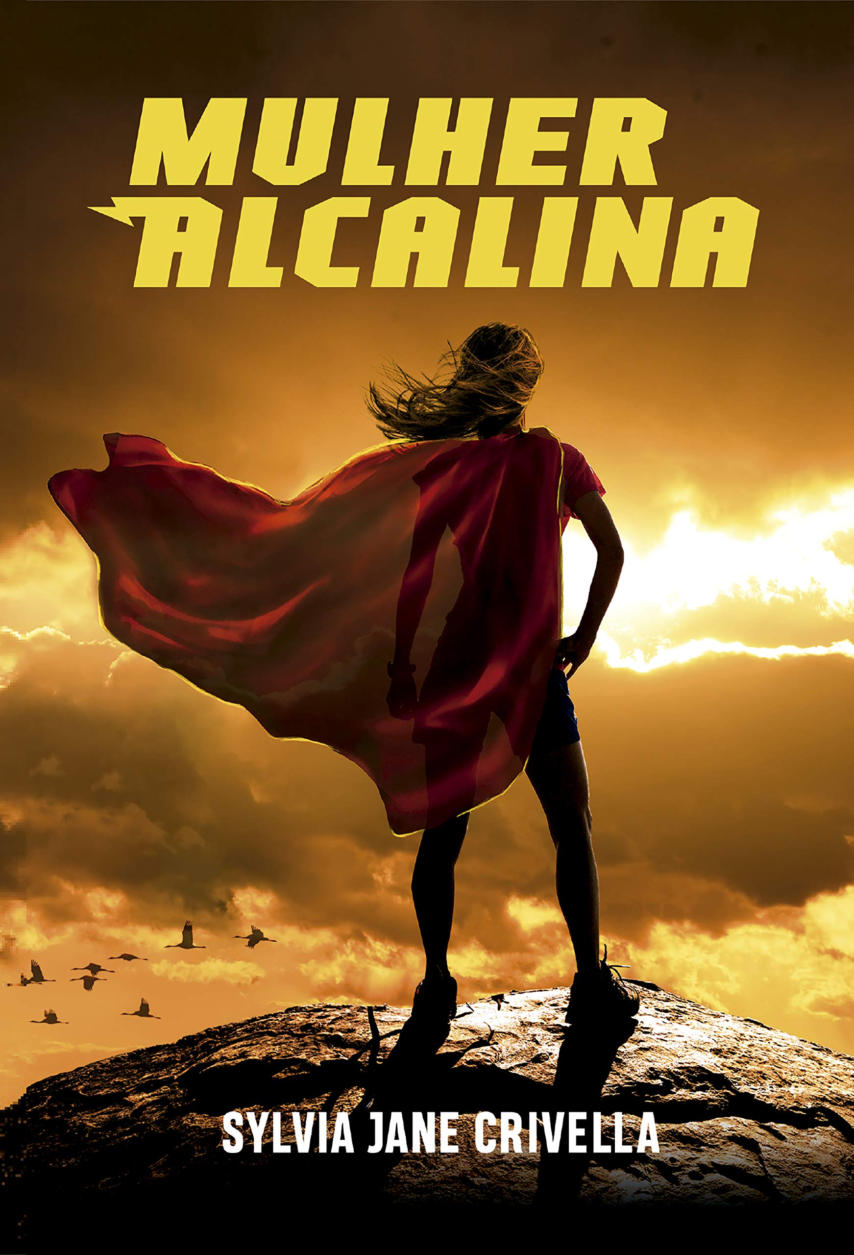 Mulher Alcalina Sylvia Jane Crivella