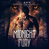 Midnight Fury (Midnight Pack, #4)