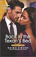 Back in the Texan's Bed: A secret baby reunion romance