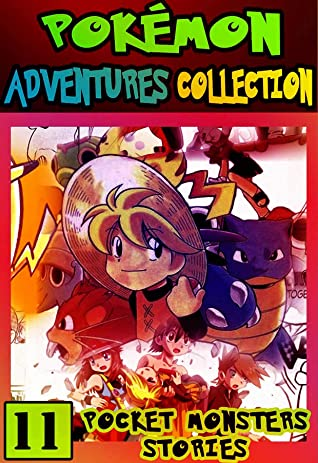 Monsters Stories: Collection Pack 11 - Pokemon Graphic Novel For Children, Kids Manga Adventures Pocket Monsters