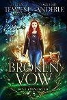 A Broken Vow (Chronicles of an Urban Druid #5)